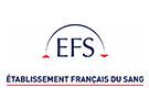 logo etablissement français du sang (EFS)